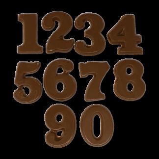Čokoládová čísla